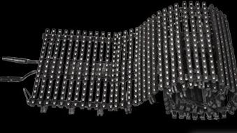 Pantalla LED Flexible