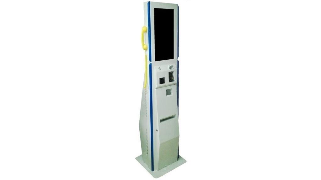 Kiosco Autoservicio ECG-12