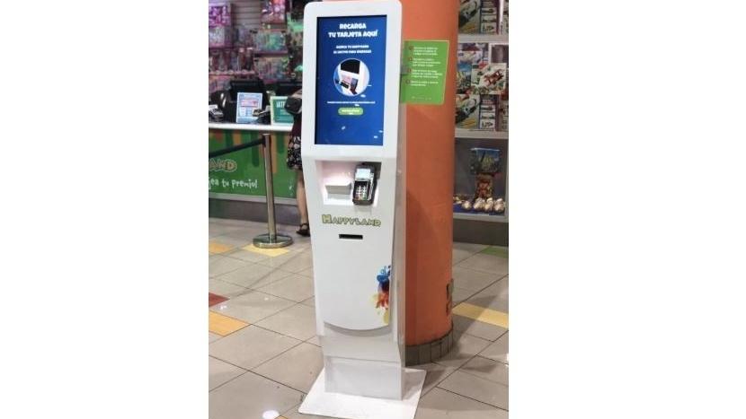 Kiosco Autoservicio ECG-23