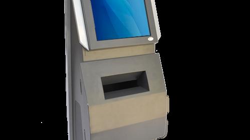 Kiosco Autoservicio ECG-08