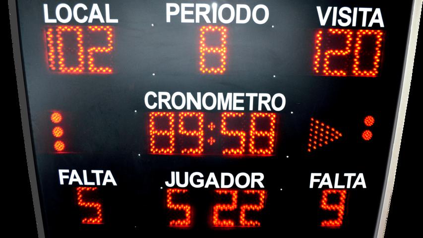 Tablero Deportivo Full