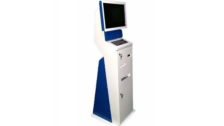 Kiosco Autoservicio ECG-18