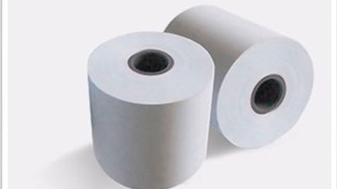 Pack 10 Rollos Térmico 80x80 mm
