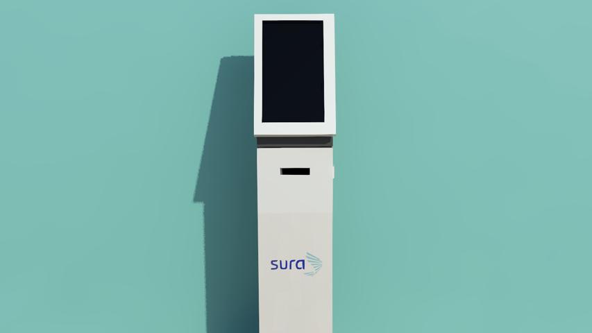 Kiosco Autoservicio ECG-INCLUSIVO