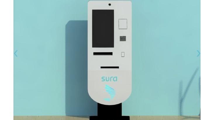 Kiosco Autoservicio ECG-22