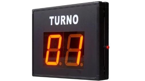 Turnomatic 2 dígitos Inalambrico