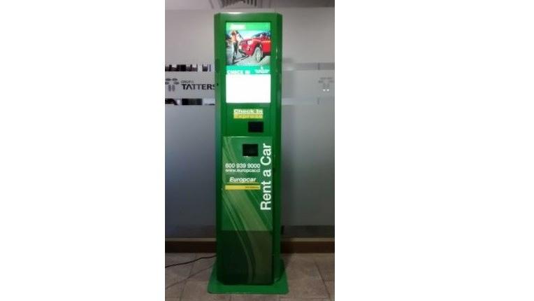 kiosco Autoservicio ECG-24