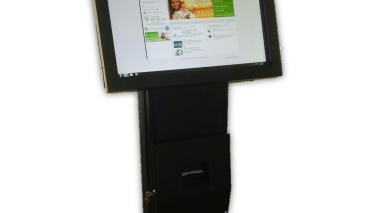 Kiosco Autoservicio ECG-11