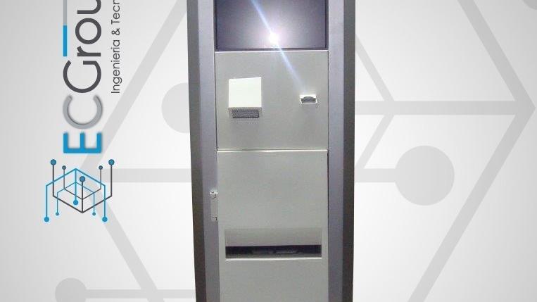 Kiosco Autoservicio ECG-04