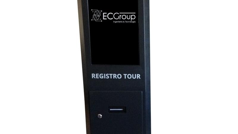 Kiosco Autoservicio ECG-20